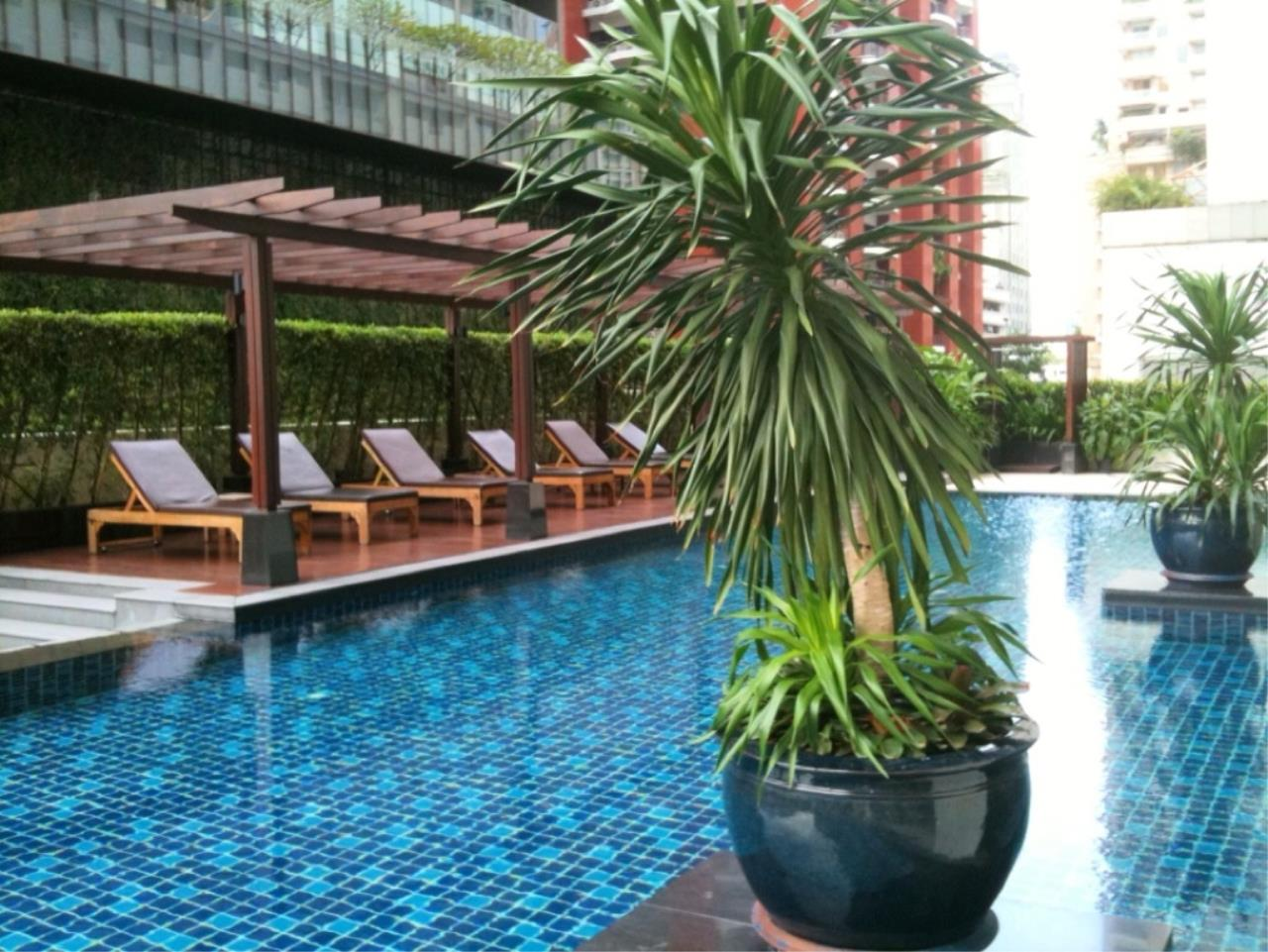 Agent - Mayteekul Sujirapinyokul Agency's AC15200418  For Rent The Rajdamri Serviced Residence 3
