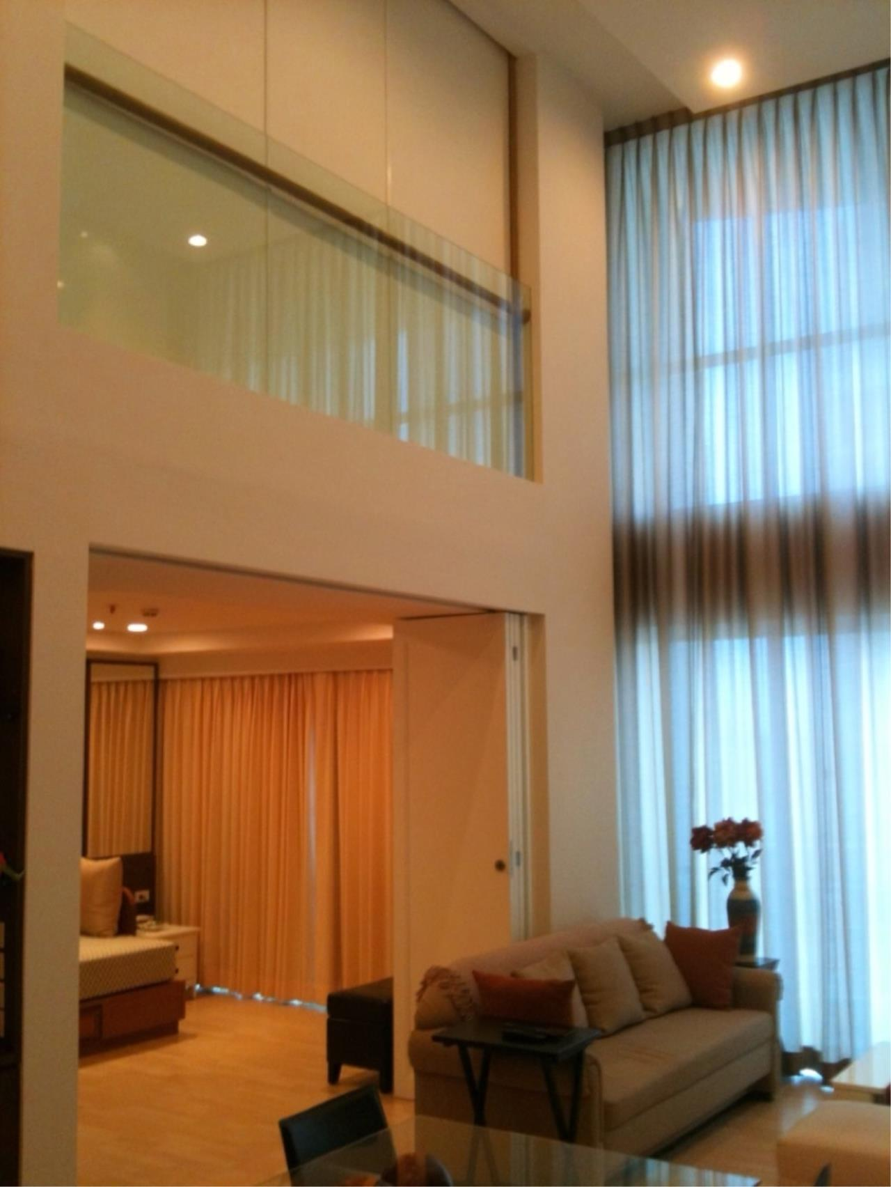 Agent - Mayteekul Sujirapinyokul Agency's AC15200418  For Rent The Rajdamri Serviced Residence 2
