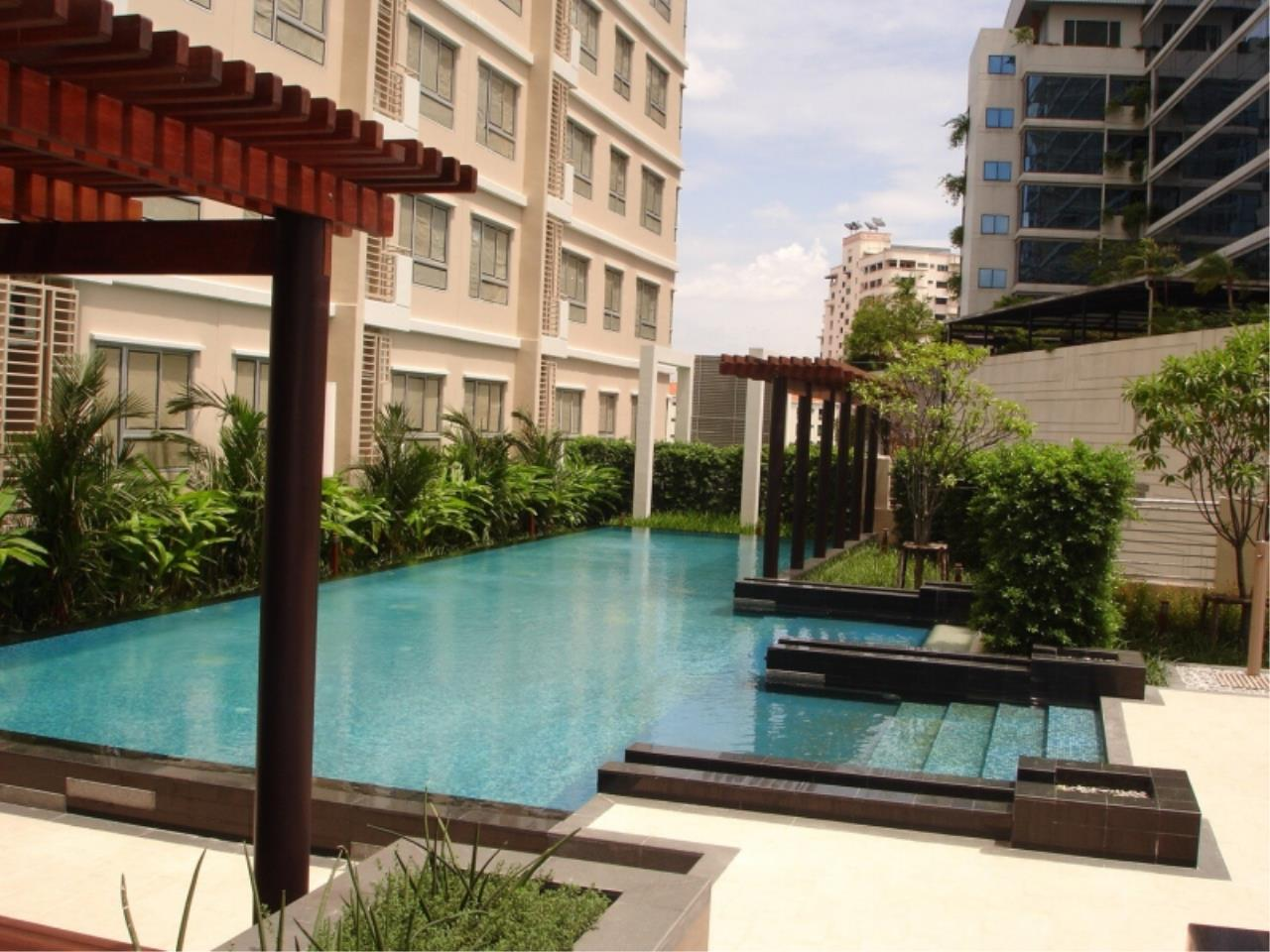 Agent - Mayteekul Sujirapinyokul Agency's AC16070418 One X condo Sukhumvit 26 For Rent Fully furnished 1