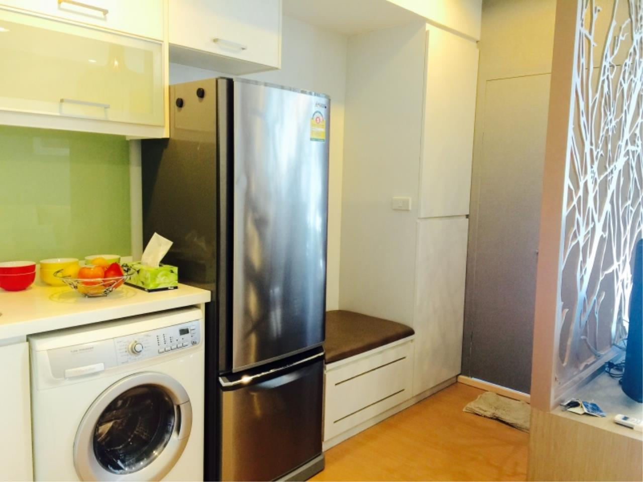 Agent - Mayteekul Sujirapinyokul Agency's AC18050918 For Rent  The Clover Thonglor 1 bedroom 7