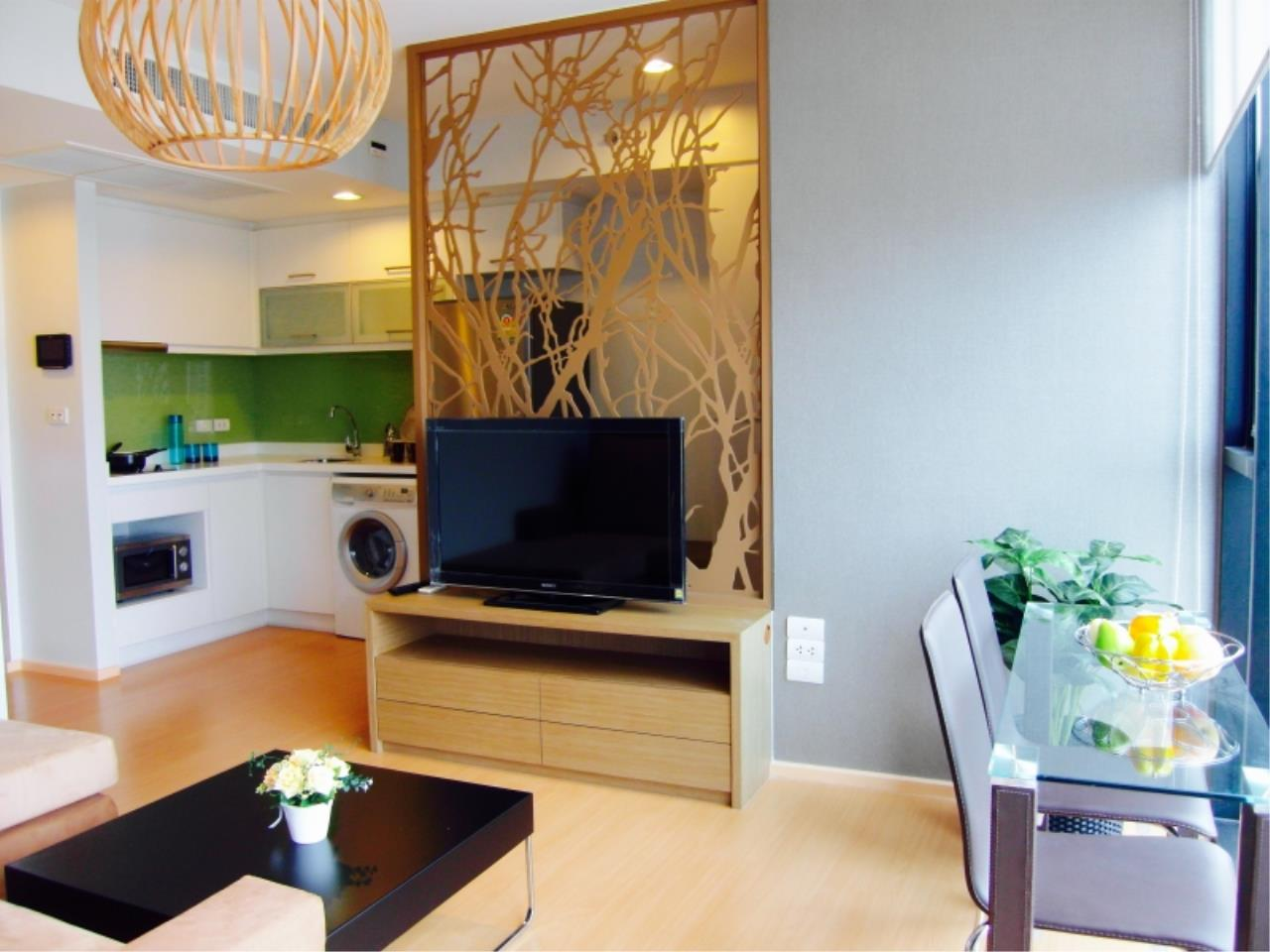 Agent - Mayteekul Sujirapinyokul Agency's AC18050918 For Rent  The Clover Thonglor 1 bedroom 3