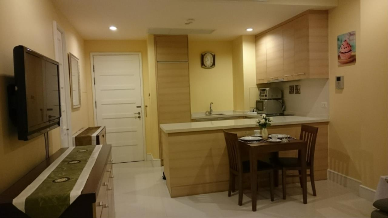 Agent - Mayteekul Sujirapinyokul Agency's AC19240418 For sale Aguston Sukhumvit 22 11