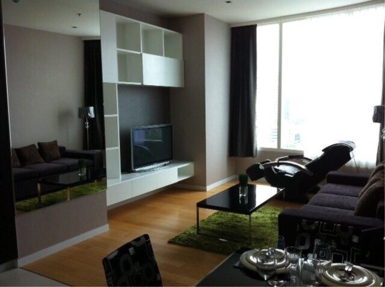 Agent - Mayteekul Sujirapinyokul Agency's AC2090418 For Rent Condo Eight Thonglor Residence BTS Thonglor 1