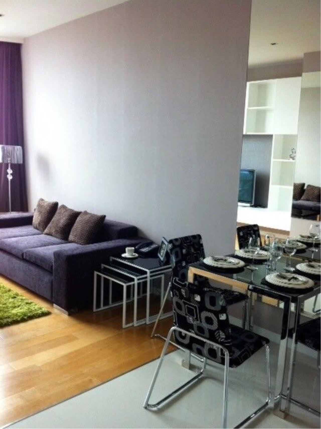 Agent - Mayteekul Sujirapinyokul Agency's AC2090418 For Rent Condo Eight Thonglor Residence BTS Thonglor 7
