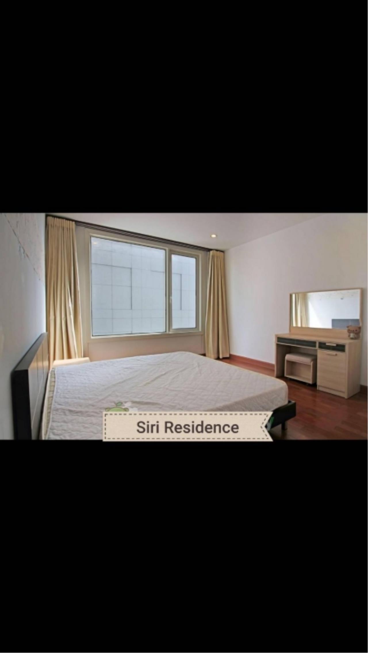 Agent - Mayteekul Sujirapinyokul Agency's AC21200418 For Rent Siri Residence 1