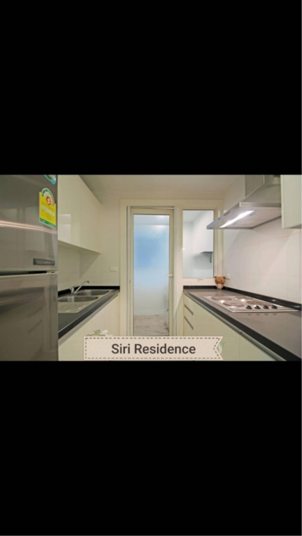 Agent - Mayteekul Sujirapinyokul Agency's AC21200418 For Rent Siri Residence 2