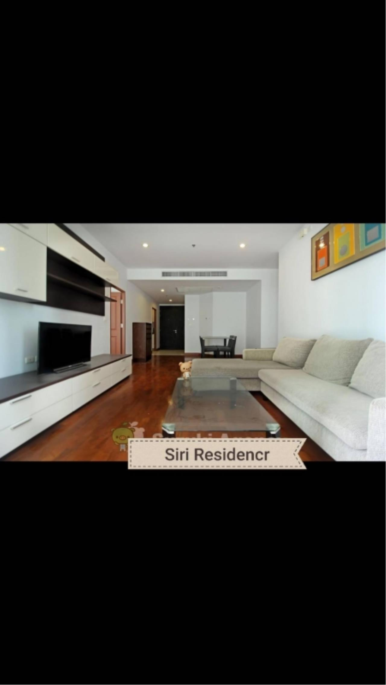 Agent - Mayteekul Sujirapinyokul Agency's AC21200418 For Rent Siri Residence 5