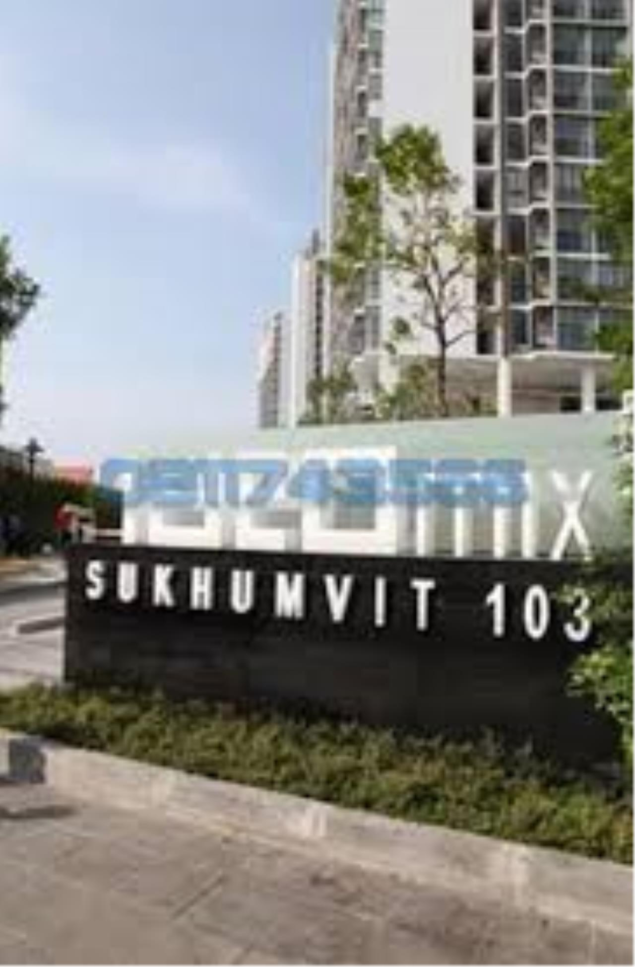 Agent - Mayteekul Sujirapinyokul Agency's AC2170918 For Rent  Condo  Ideo Mix Sukhumvit 103 2
