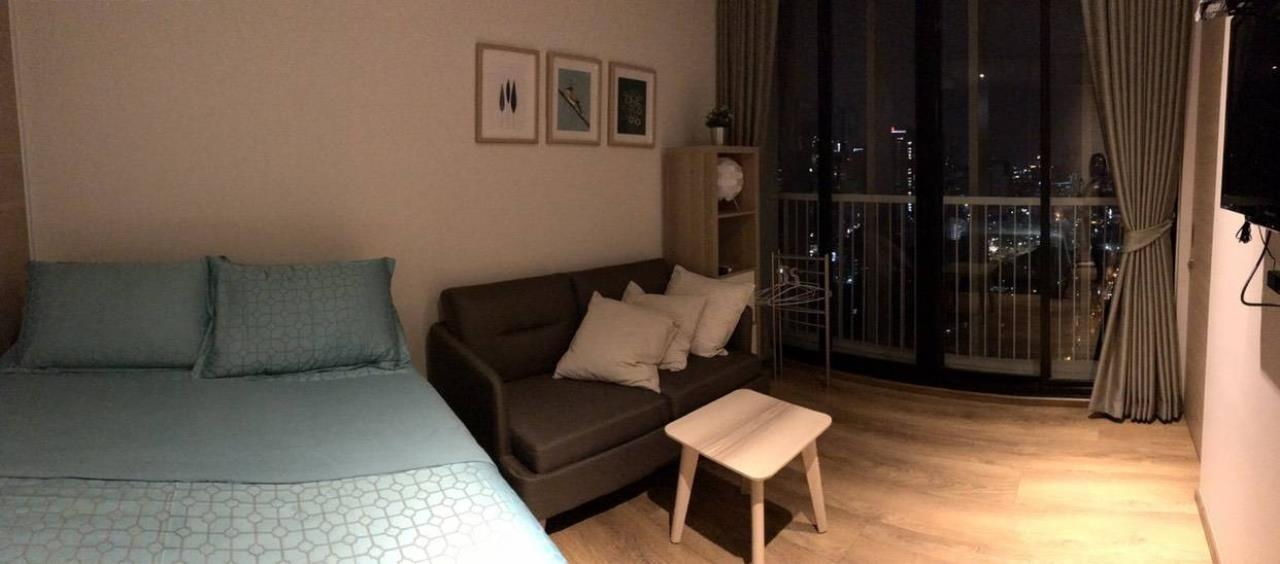 Agent - Mayteekul Sujirapinyokul Agency's For Rent Condo Park 24 Sukhumvit 24 Fully furnished 9