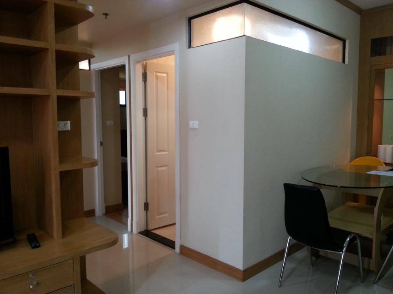 Agent - Mayteekul Sujirapinyokul Agency's AC3180418 For Rent Condo Supalai Premier Place Asoke Condo MRT Phetchaburi 5