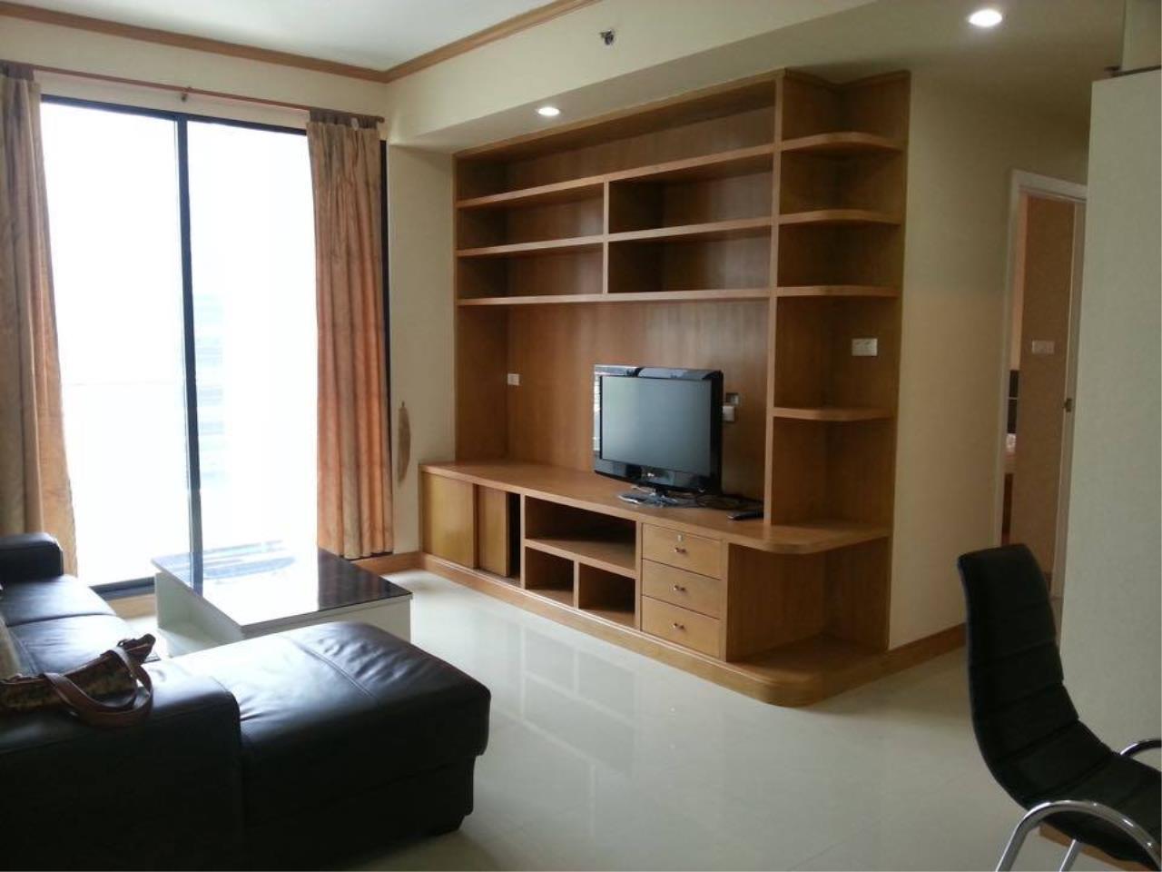 Agent - Mayteekul Sujirapinyokul Agency's AC3180418 For Rent Condo Supalai Premier Place Asoke Condo MRT Phetchaburi 4