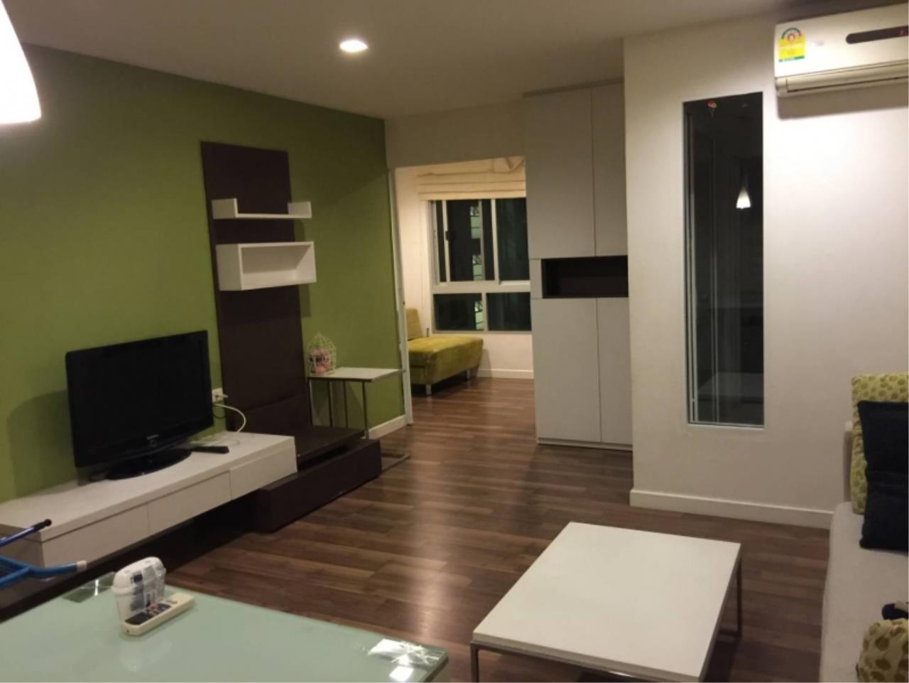 Agent - Mayteekul Sujirapinyokul Agency's For Rent The Room Sukhumvit 79 condominium Fully furnished 1
