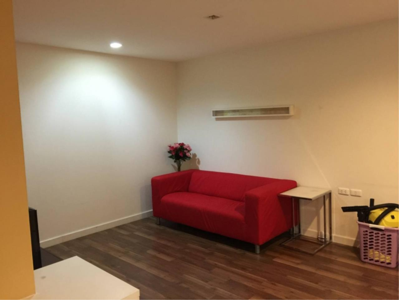 Agent - Mayteekul Sujirapinyokul Agency's For Rent The Room Sukhumvit 79 condominium Fully furnished 6