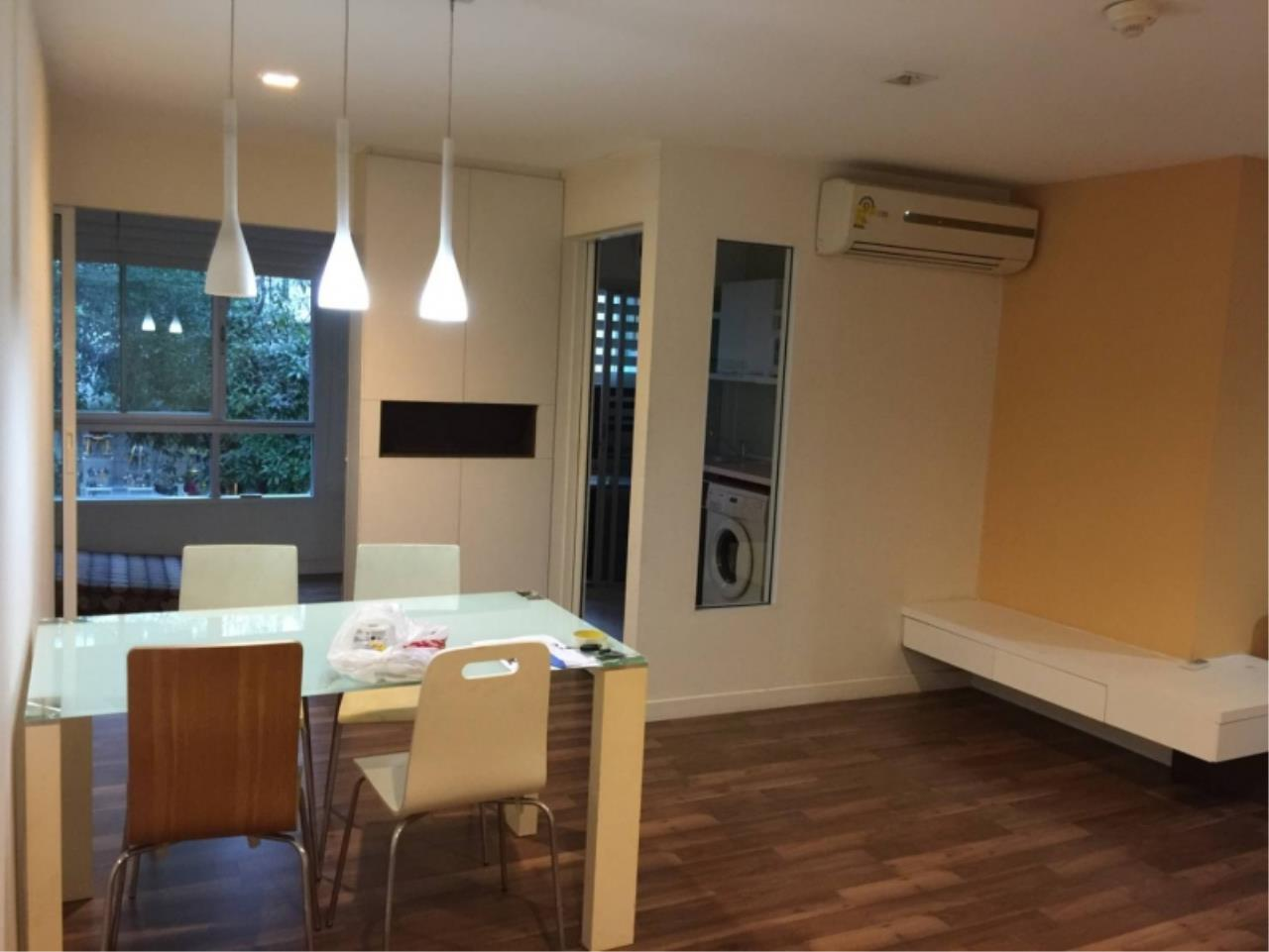 Agent - Mayteekul Sujirapinyokul Agency's For Rent The Room Sukhumvit 79 condominium Fully furnished 3