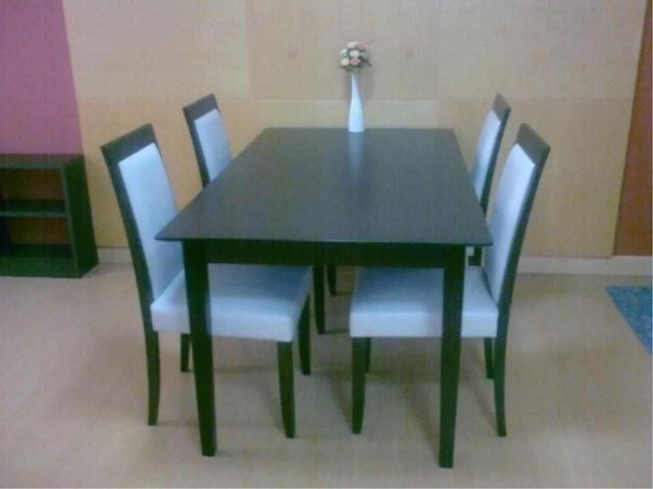 Agent - Mayteekul Sujirapinyokul Agency's For Rent Condo Plus 38 Sukhumvit 38 Fully furnished 3