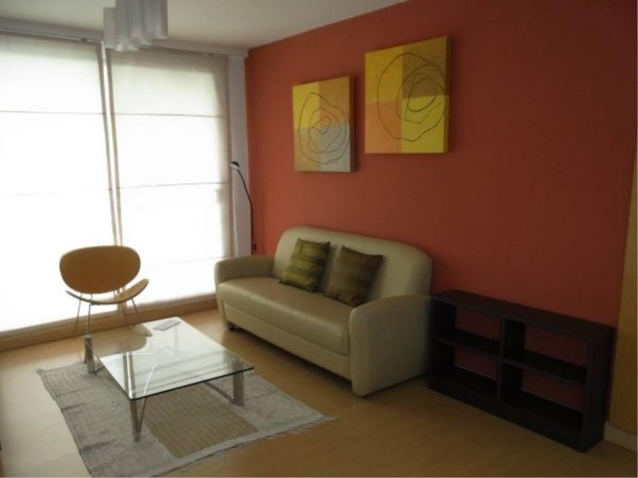Agent - Mayteekul Sujirapinyokul Agency's For Rent Condo Plus 38 Sukhumvit 38 Fully furnished 1