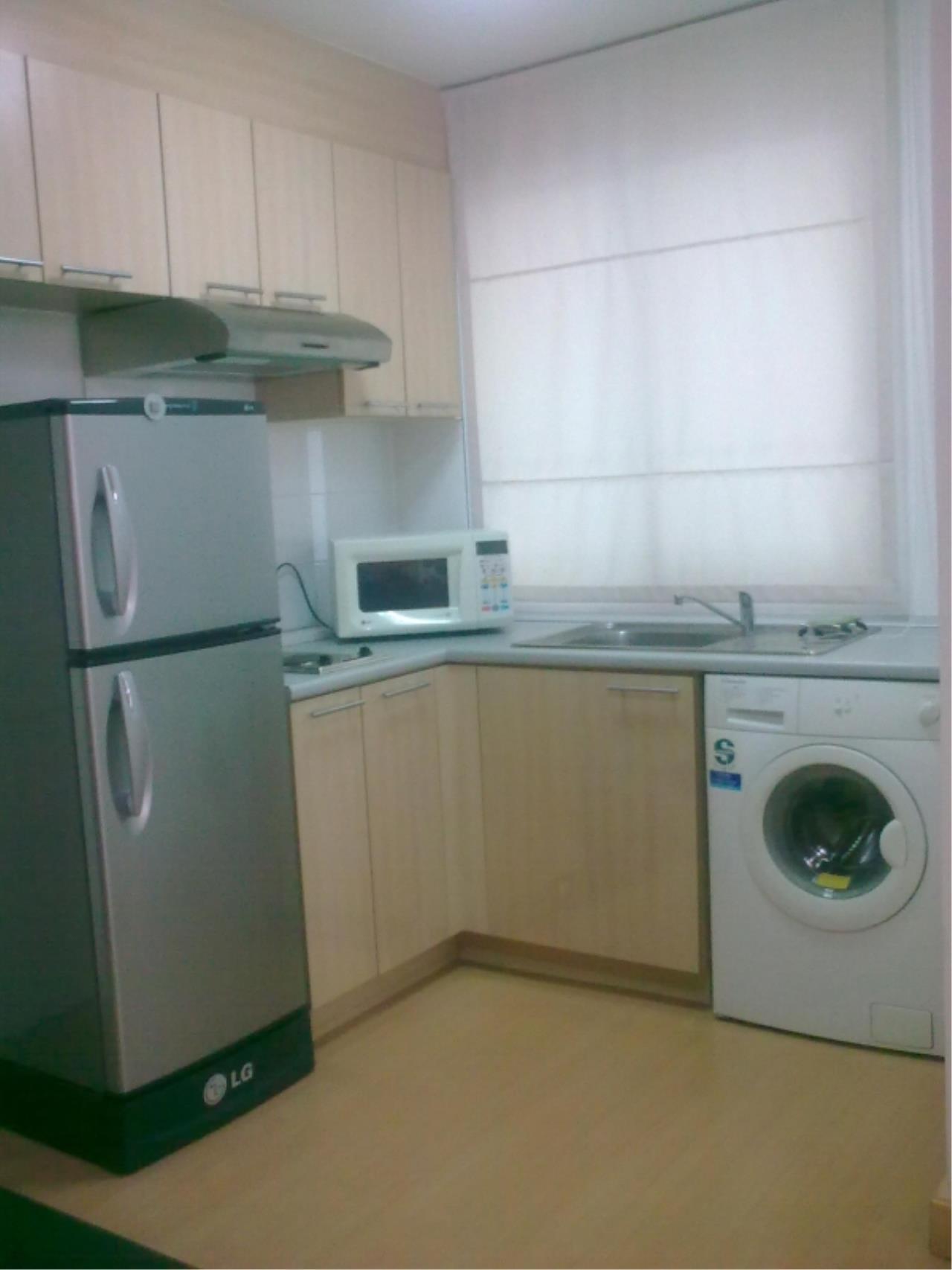 Agent - Mayteekul Sujirapinyokul Agency's For Rent Condo Plus 38 Sukhumvit 38 Fully furnished 4