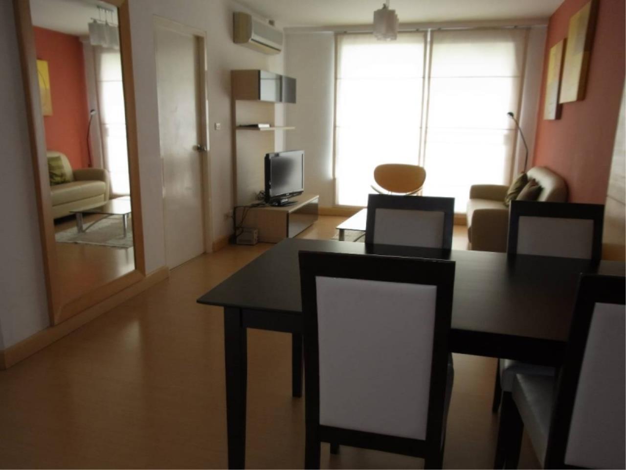 Agent - Mayteekul Sujirapinyokul Agency's For Rent Condo Plus 38 Sukhumvit 38 Fully furnished 5