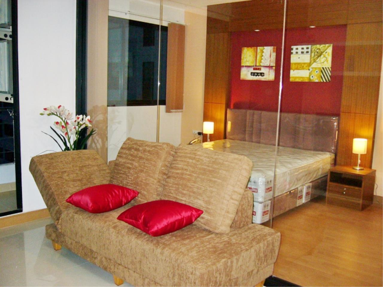 Agent - Mayteekul Sujirapinyokul Agency's AC4180418 For Rent Condo Supalai Premier Place Asoke Condo MRT Phetchaburi 1