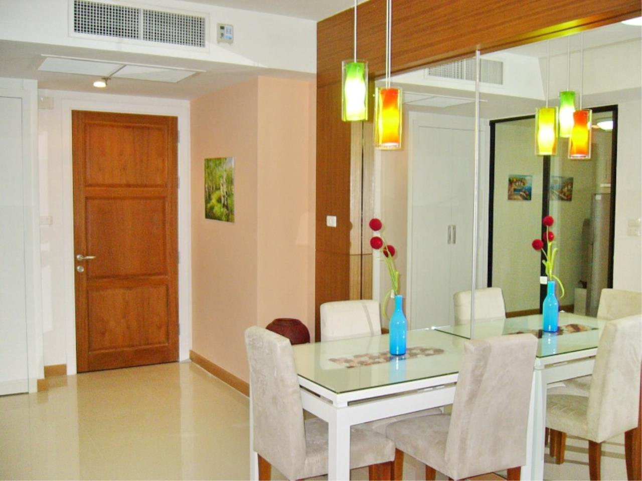 Agent - Mayteekul Sujirapinyokul Agency's AC4180418 For Rent Condo Supalai Premier Place Asoke Condo MRT Phetchaburi 4