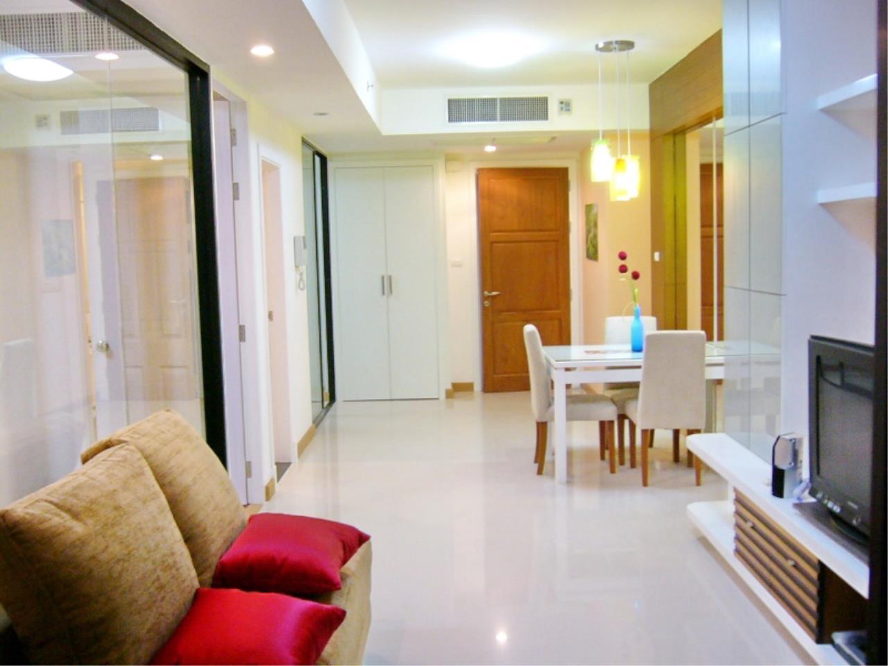 Agent - Mayteekul Sujirapinyokul Agency's AC4180418 For Rent Condo Supalai Premier Place Asoke Condo MRT Phetchaburi 5