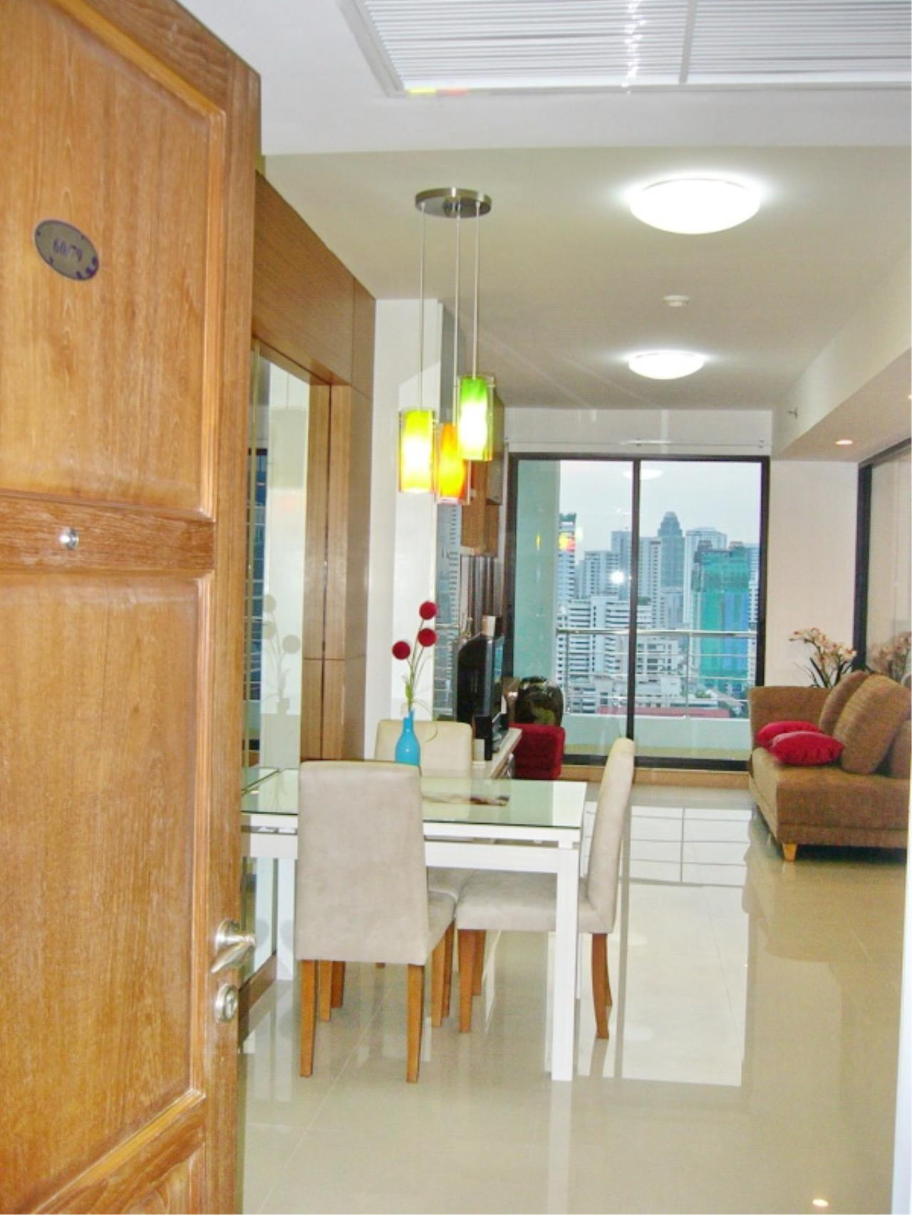 Agent - Mayteekul Sujirapinyokul Agency's AC4180418 For Rent Condo Supalai Premier Place Asoke Condo MRT Phetchaburi 3