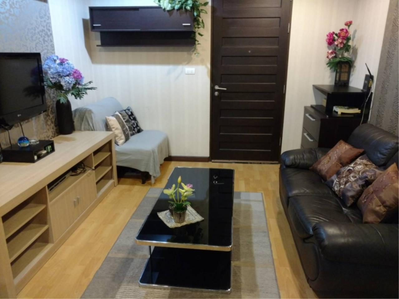 Agent - Mayteekul Sujirapinyokul Agency's For Rent Condo The Amethyst 39 Sukhumvit 39 Fully furnished 1
