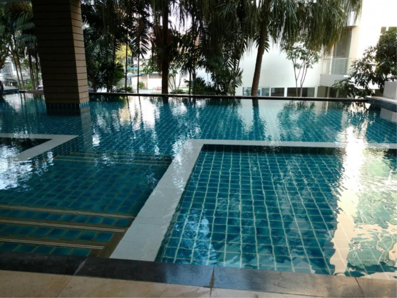 Agent - Mayteekul Sujirapinyokul Agency's For Rent Condo The Amethyst 39 Sukhumvit 39 Fully furnished 5