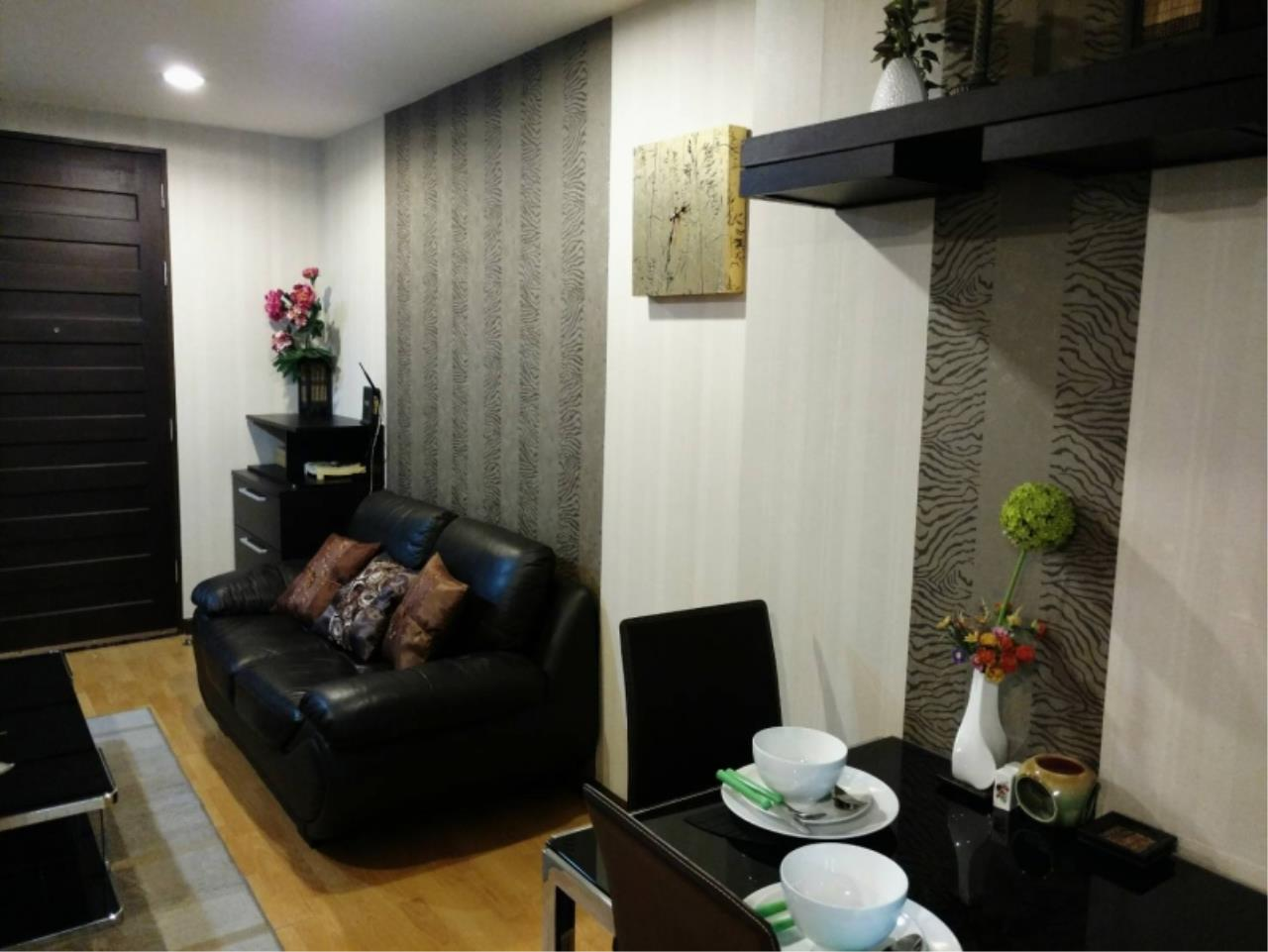 Agent - Mayteekul Sujirapinyokul Agency's For Rent Condo The Amethyst 39 Sukhumvit 39 Fully furnished 8