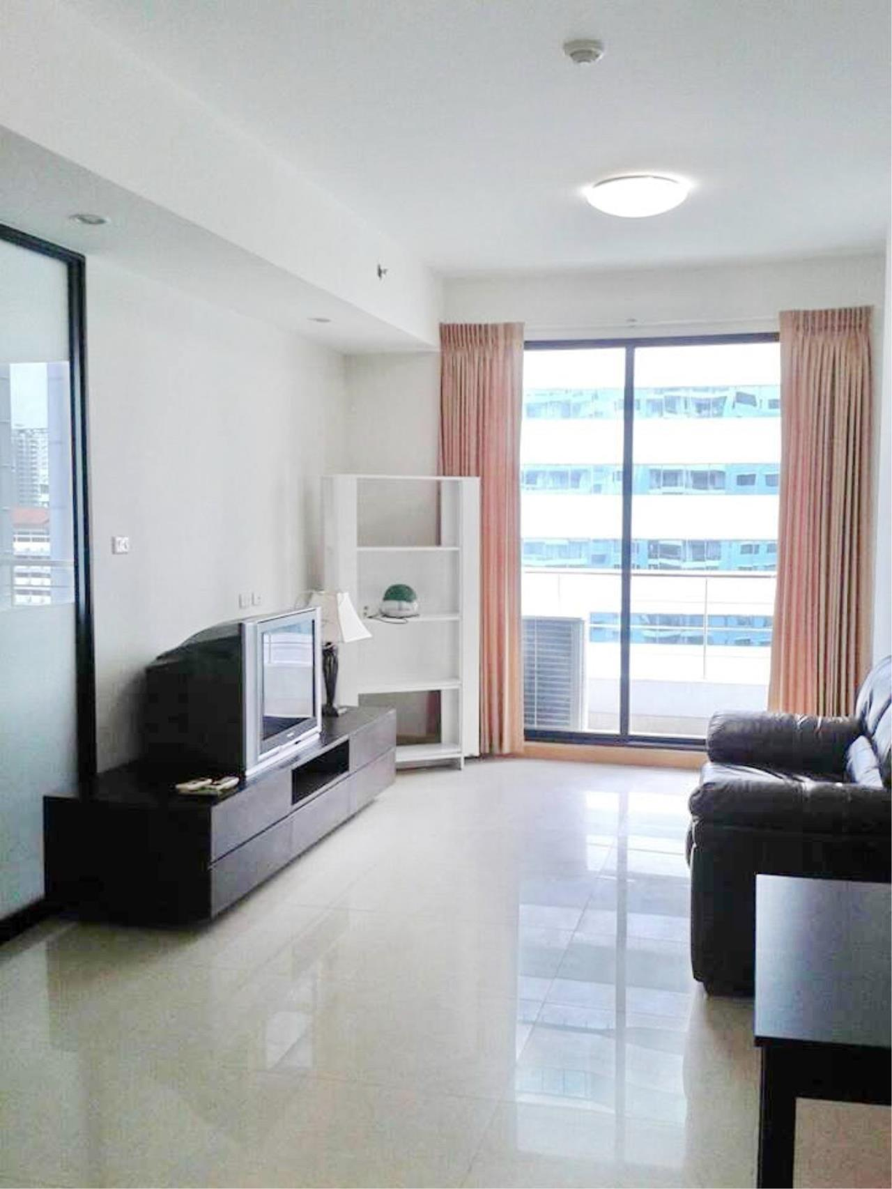 Agent - Mayteekul Sujirapinyokul Agency's AC5180418 For Rent Condo Supalai Premier Place Asoke Condo MRT Phetchaburi 7