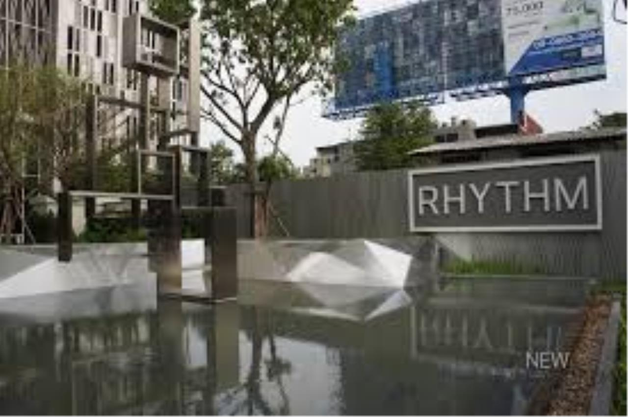 Agent - Mayteekul Sujirapinyokul Agency's AC8180918 For Rent  Condo Rhythm Sathorn  1