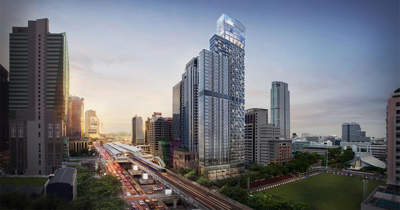 Agent - LUXE PROPERTY (THAILAND) CO.,LTD. Agency's THE LINE SATHORN  1