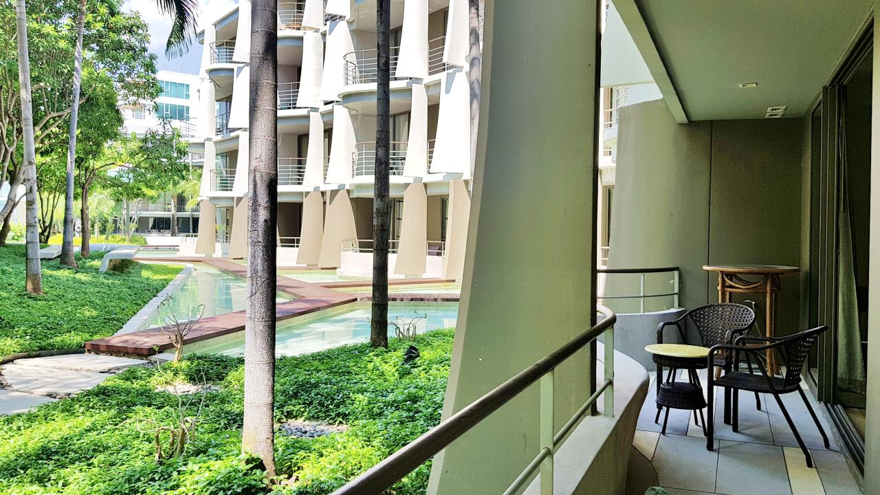 Agent - Sirikarn Katesuwan Agency's Luxury Beachfront Apartment 79 SQM. in Hua Hin for SALE only 6M 10