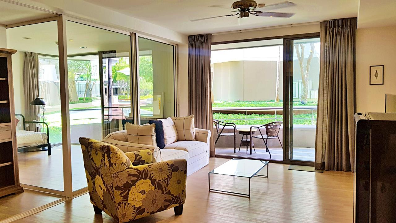 Agent - Sirikarn Katesuwan Agency's Luxury Beachfront Apartment 79 SQM. in Hua Hin for SALE only 6M 4