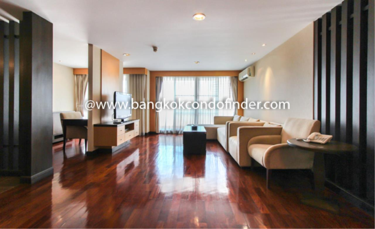 Bangkok Condo Finder Agency's S.M.Grande Residence Apartment for Rent 1