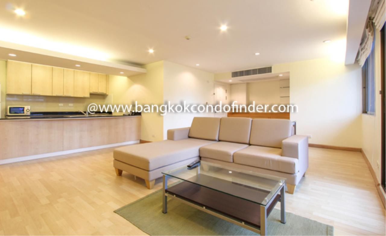 Bangkok Condo Finder Agency's Park View Mansion Apartment for Rent 9