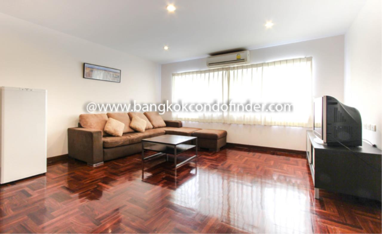 Bangkok Condo Finder Agency's Baan CK Apartment Apartment for Rent 1