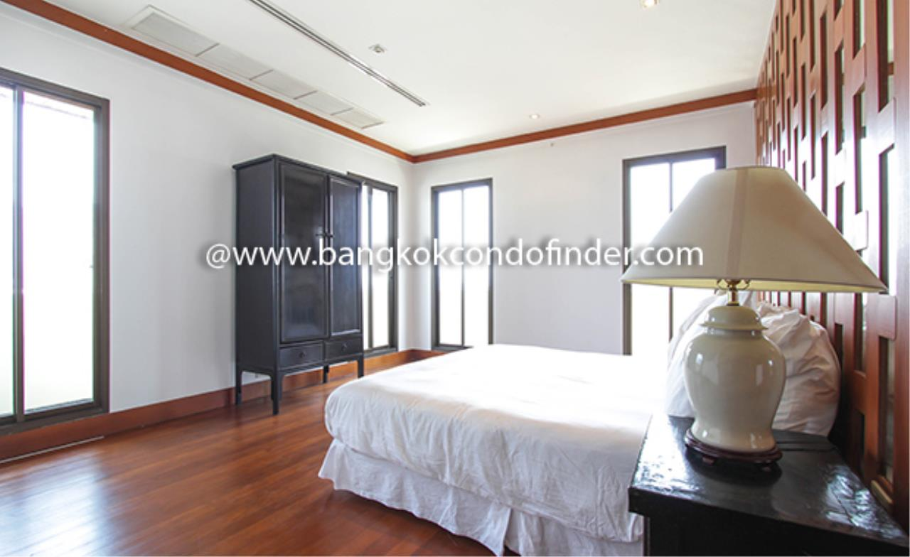 Bangkok Condo Finder Agency's Pimarn Sathorn (Black list) Condominium for Rent 10