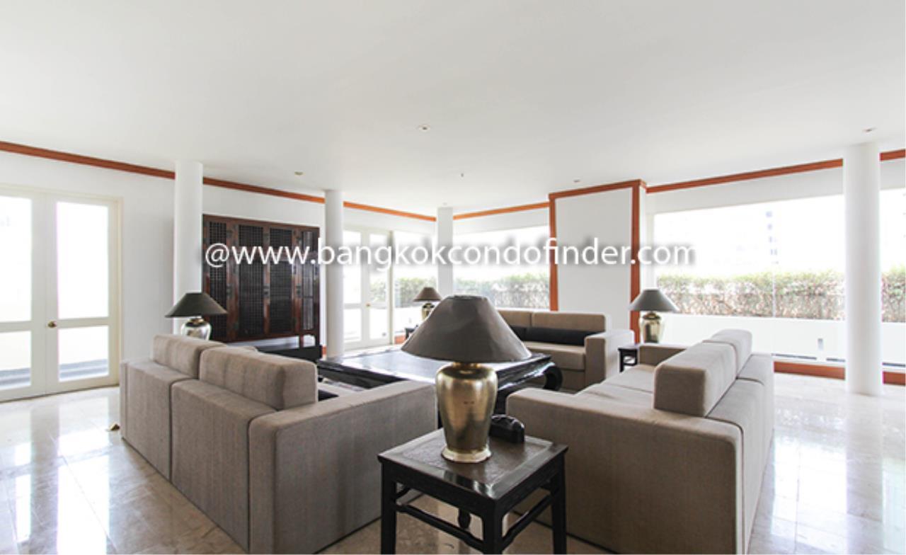 Bangkok Condo Finder Agency's Pimarn Sathorn (Black list) Condominium for Rent 1