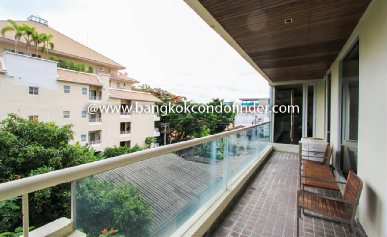 Bangkok Condo Finder Agency's Pimarn Sathorn (Black list) Condominium for Rent 2