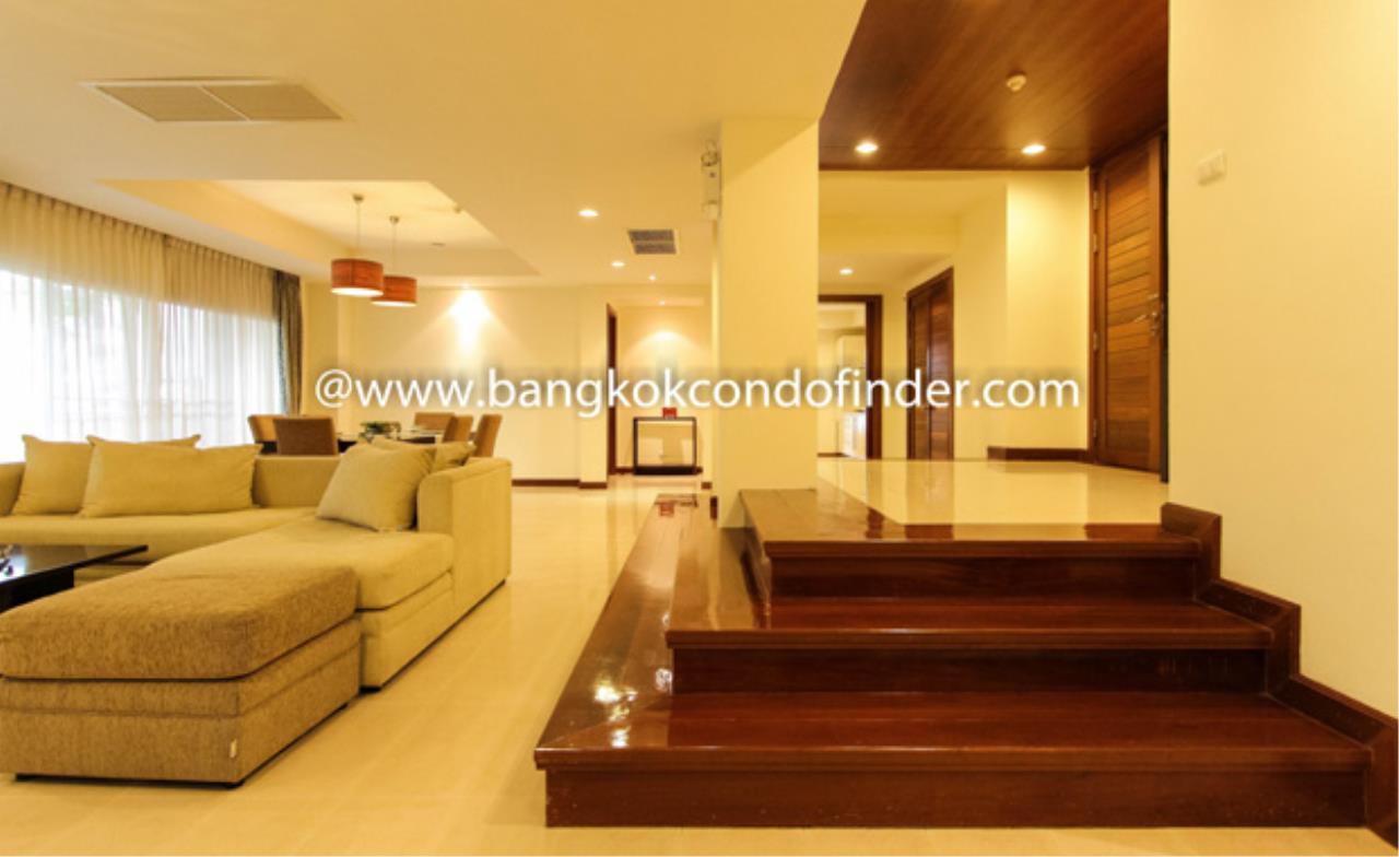 Bangkok Condo Finder Agency's Sathorn Seven Condominium for Rent 1
