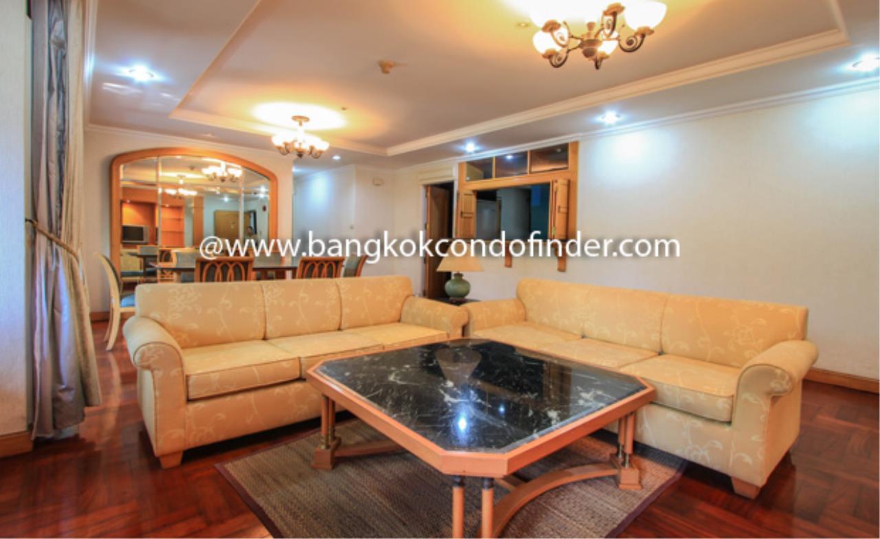 Bangkok Condo Finder Agency's NS Park Condominium for Rent 10