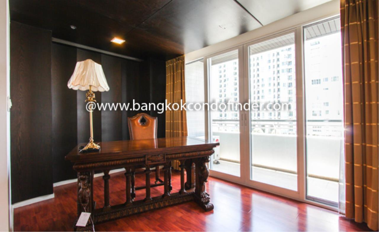 Bangkok Condo Finder Agency's Park Thonglo Apartment for Rent 11