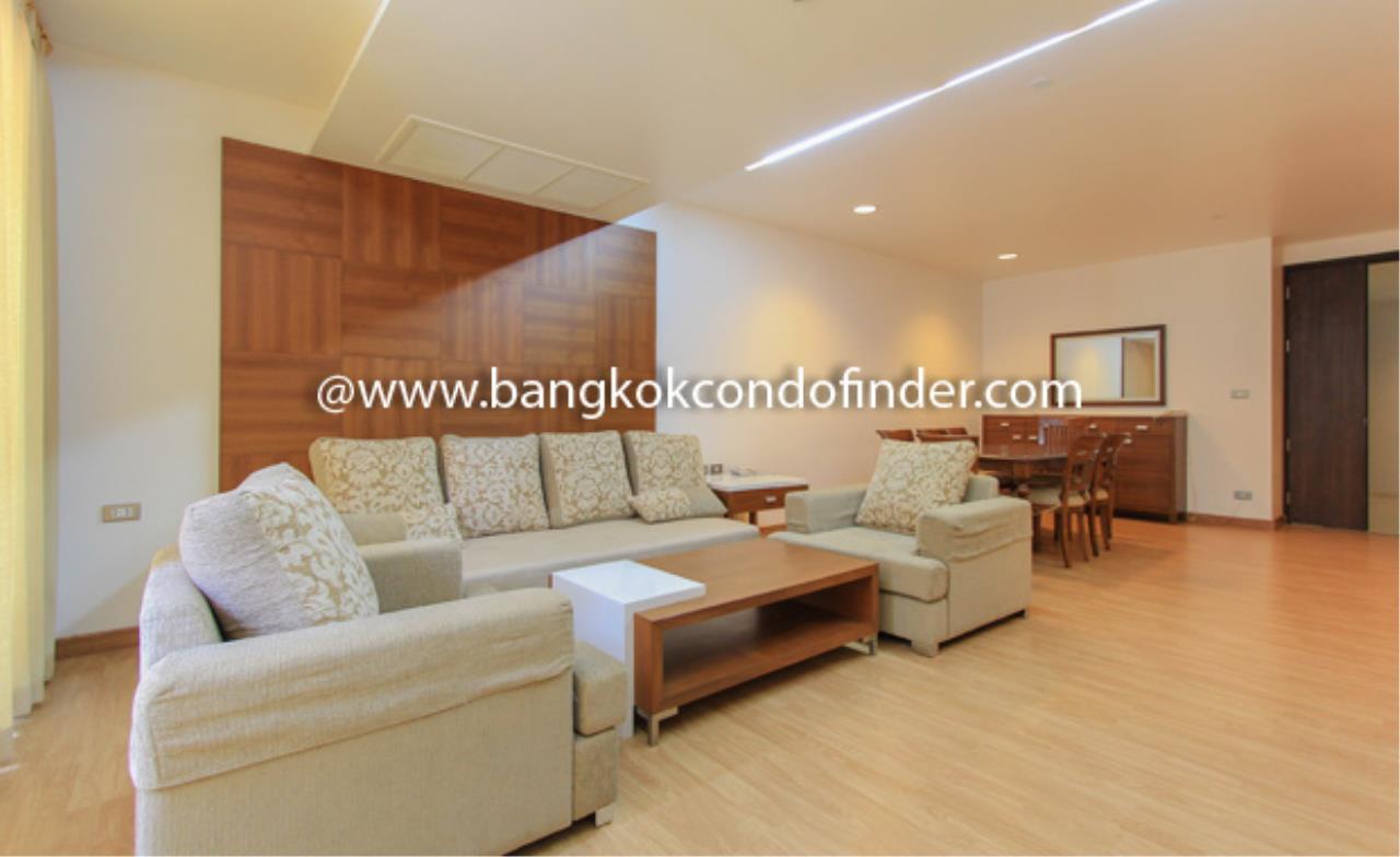 Bangkok Condo Finder Agency's The Pentacle Condominium for Rent 9