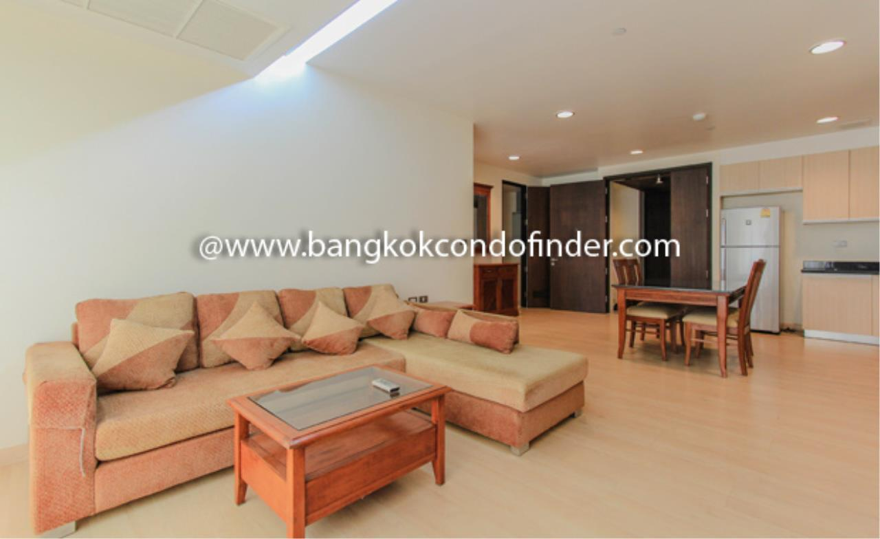 Bangkok Condo Finder Agency's The Pentacle Condominium for Rent 1