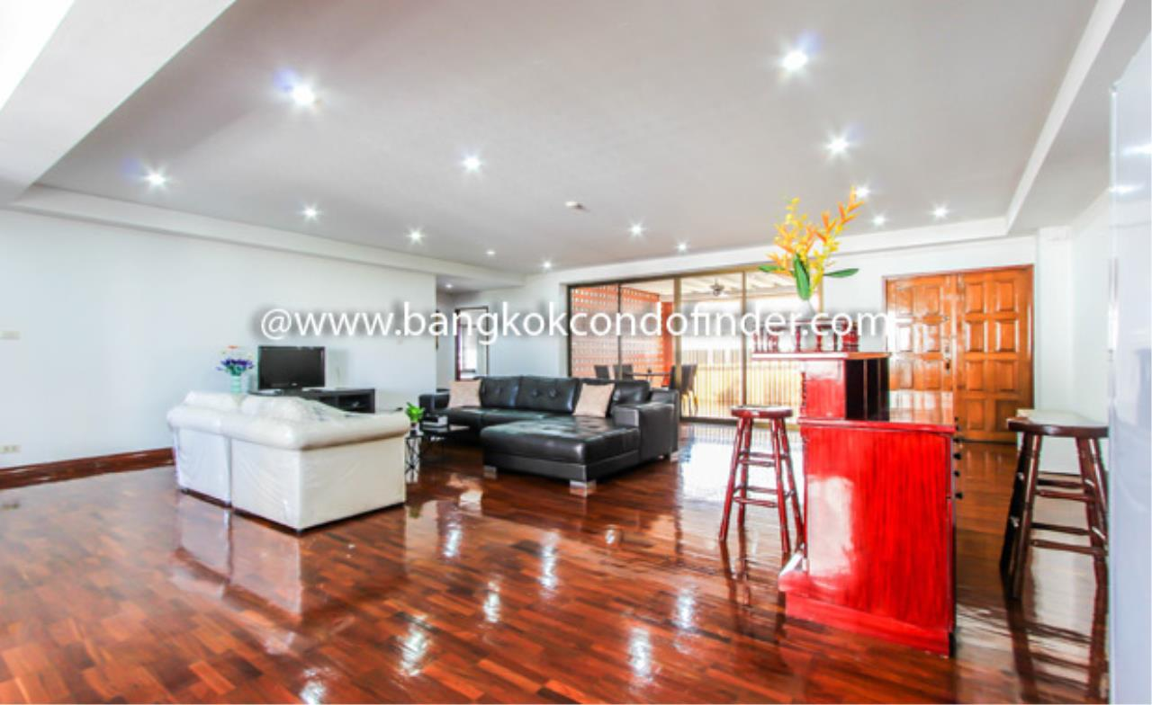 Bangkok Condo Finder Agency's PR Home II Condominium for Rent 1