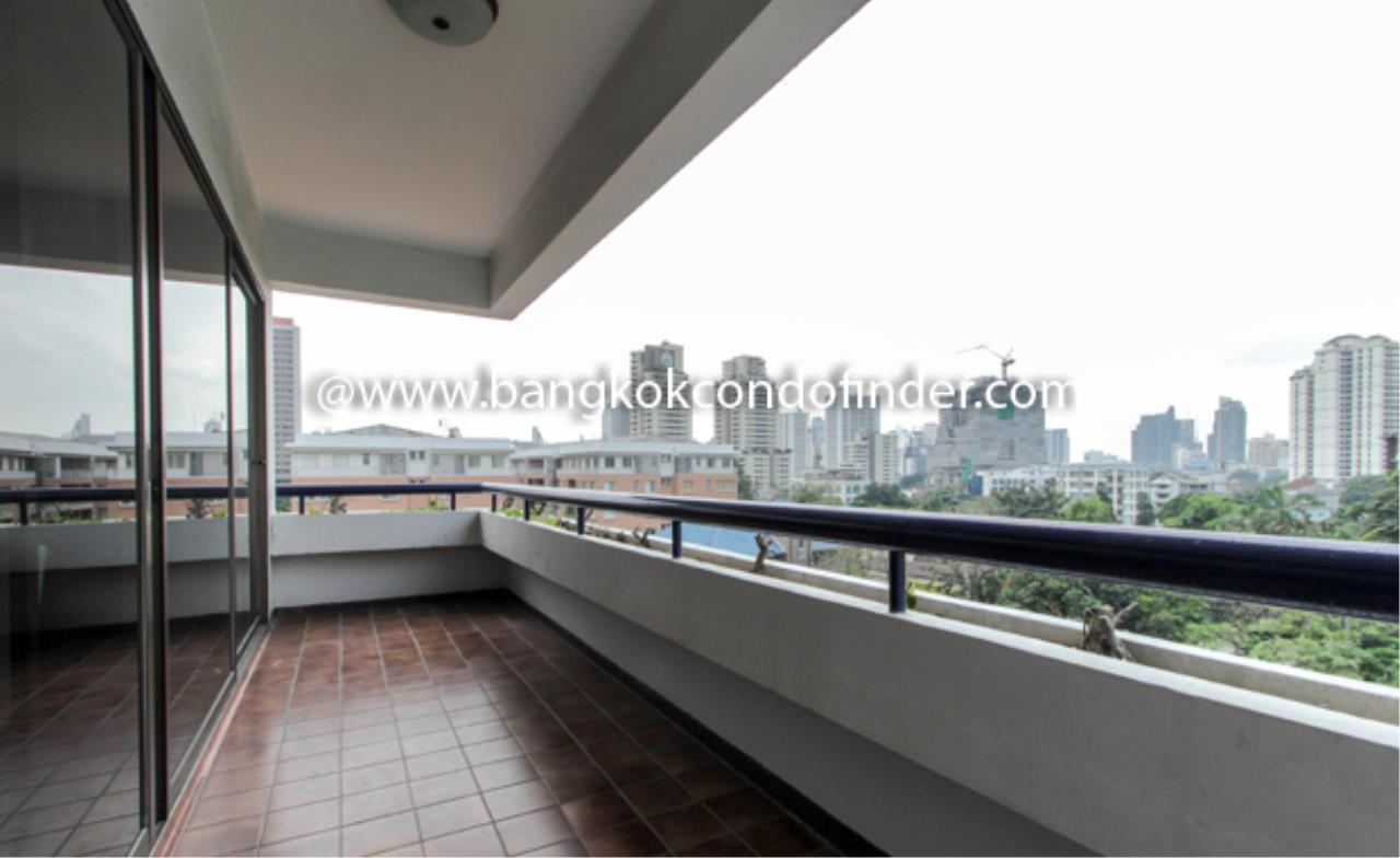 Bangkok Condo Finder Agency's Prompong Mansion Apartment for Rent 2