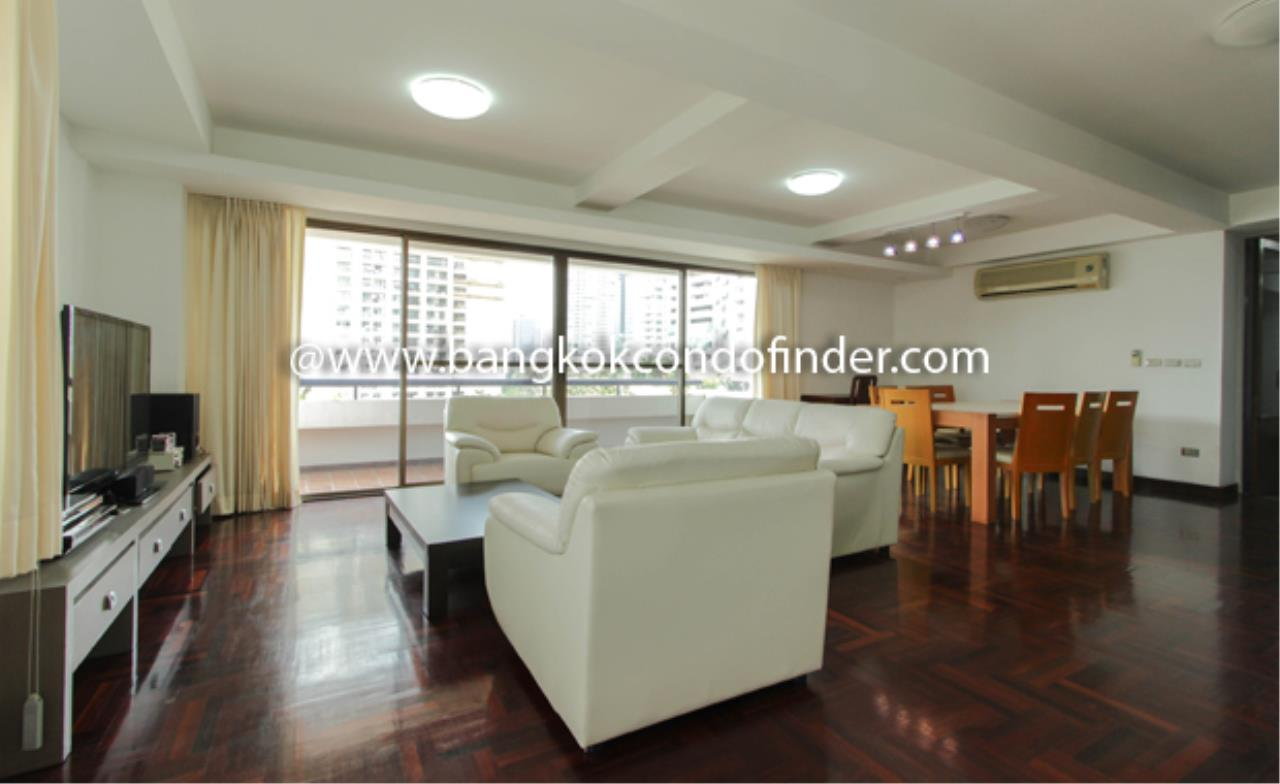 Bangkok Condo Finder Agency's Prompong Mansion Apartment for Rent 1