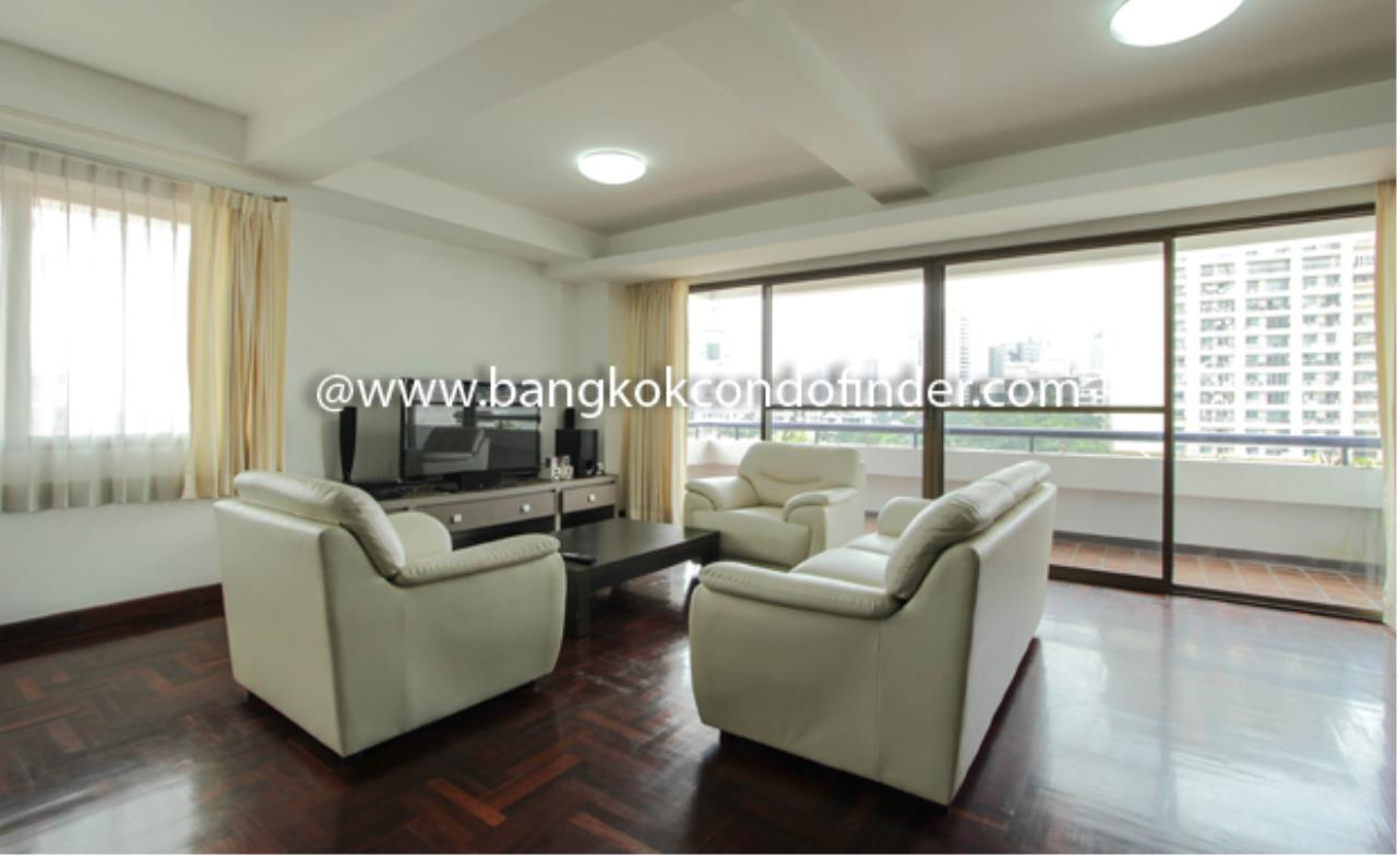Bangkok Condo Finder Agency's Prompong Mansion Apartment for Rent 9