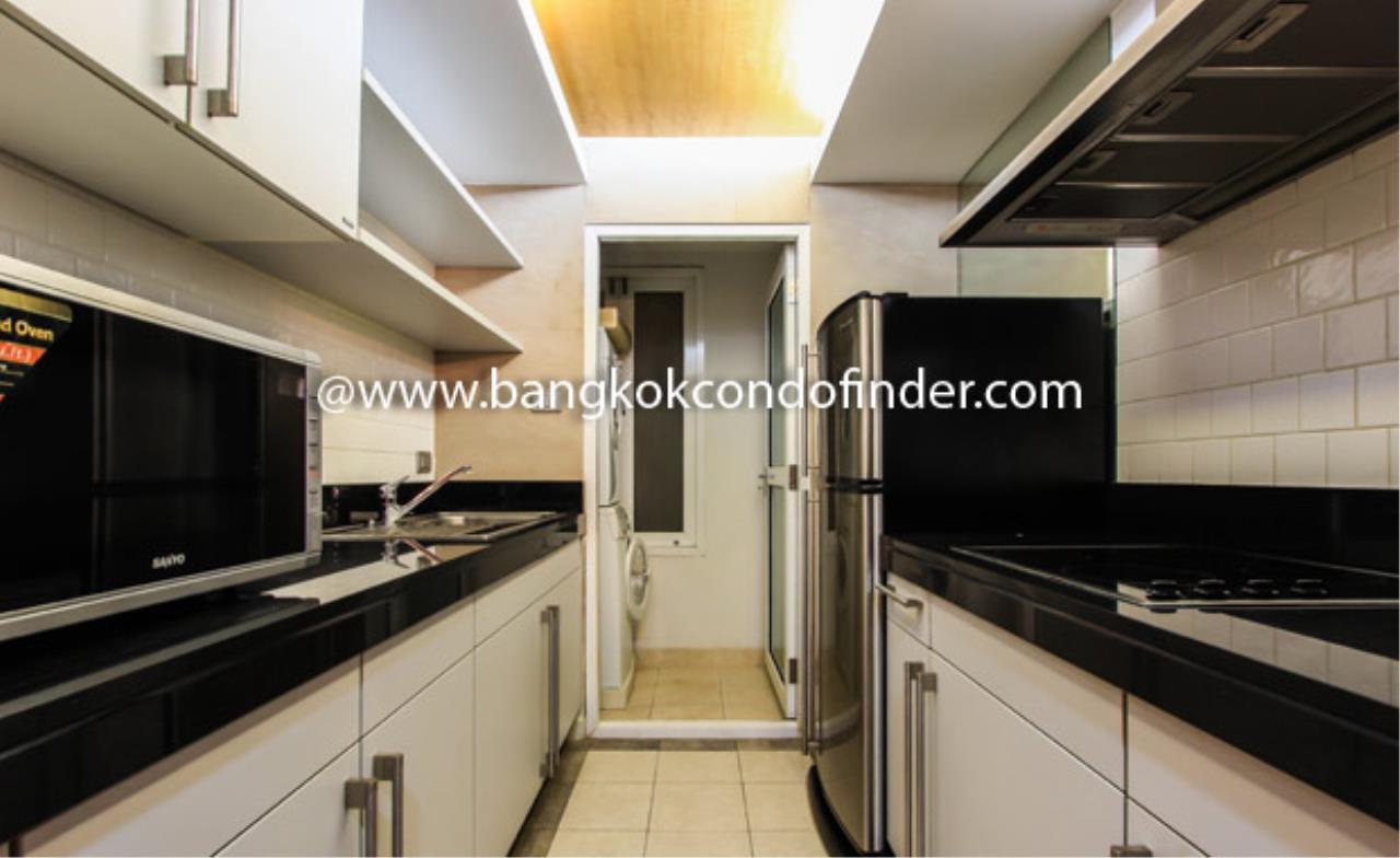 Bangkok Condo Finder Agency's Baan Siri Ruedee Condominium for Rent 3